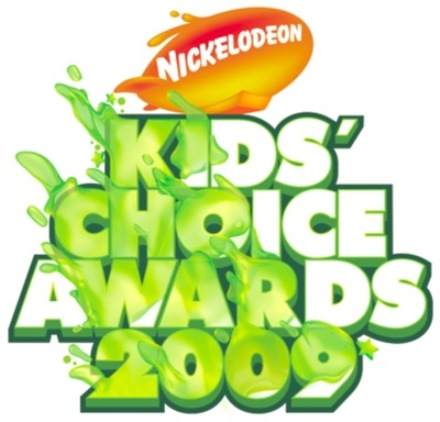 KIDS CHOICE AWARDS 2009 FONT LOGO?