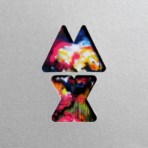 Que fonte � essa do CD do Coldplay?