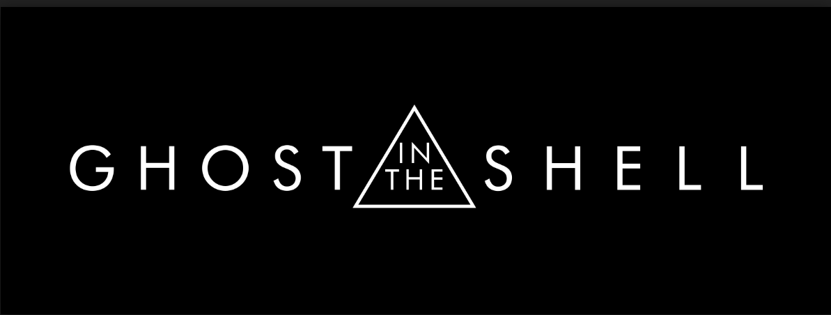 What Font is used on this logo? (Ghost in the shell ...