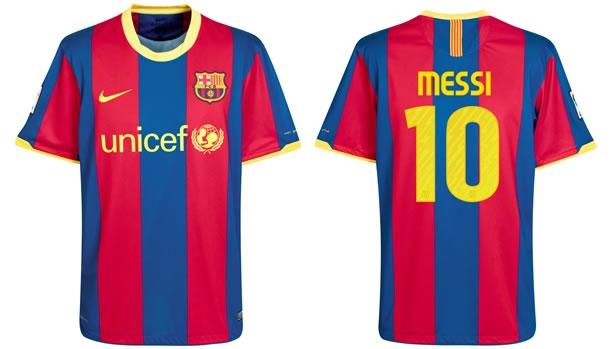 Resultado de imagen de camiseta barcelona 2010-11