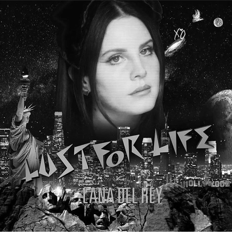 Lust for Life (Lana Del Rey Album)