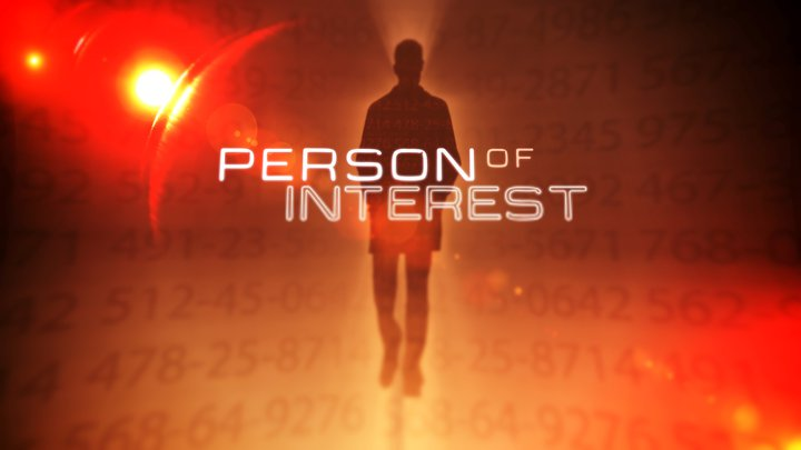 Person of Interest Font