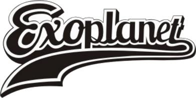 Exoplanet font - forum   dafont.com