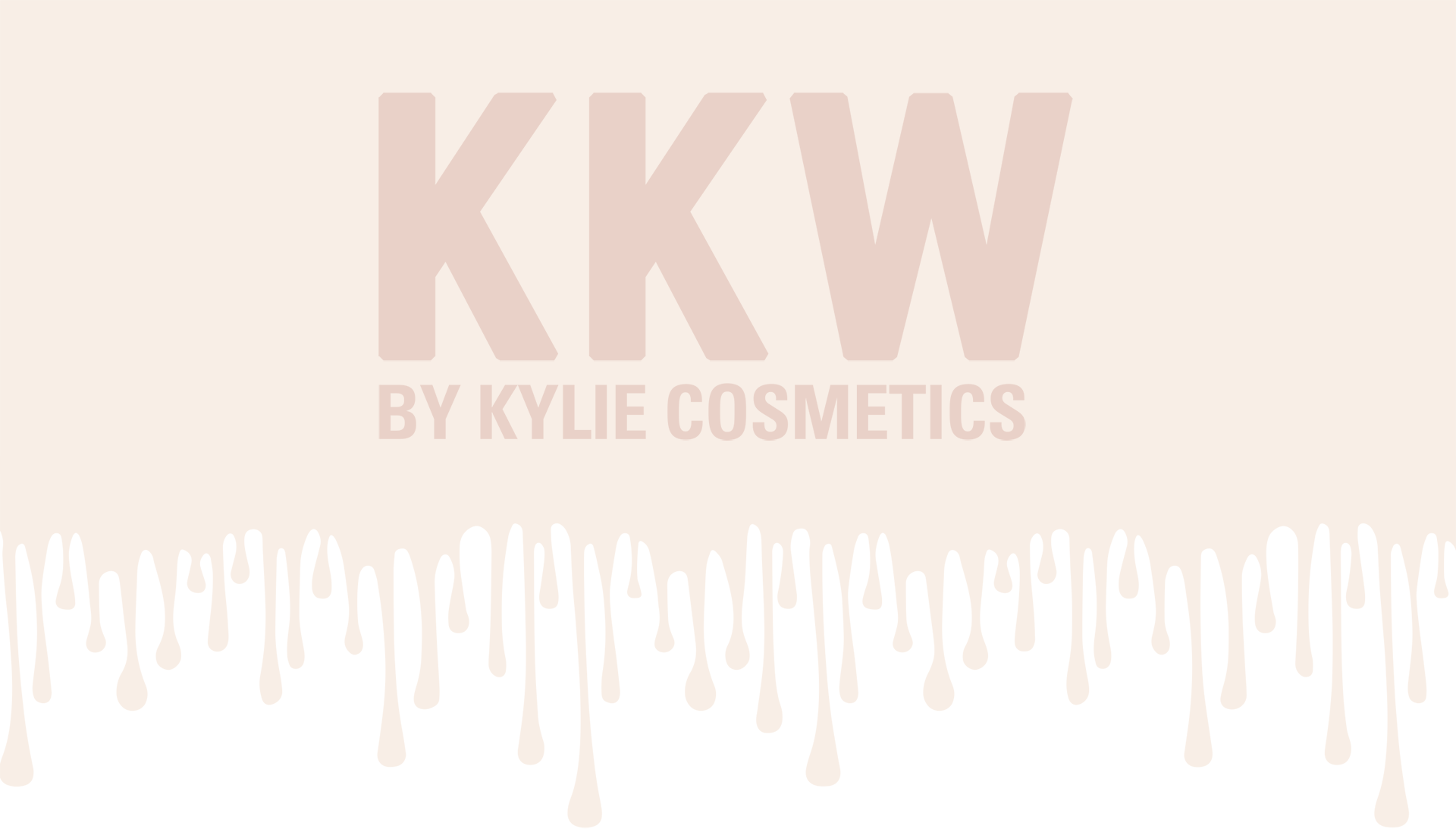 KKW by Kylie Cosmetics - forum   dafont com