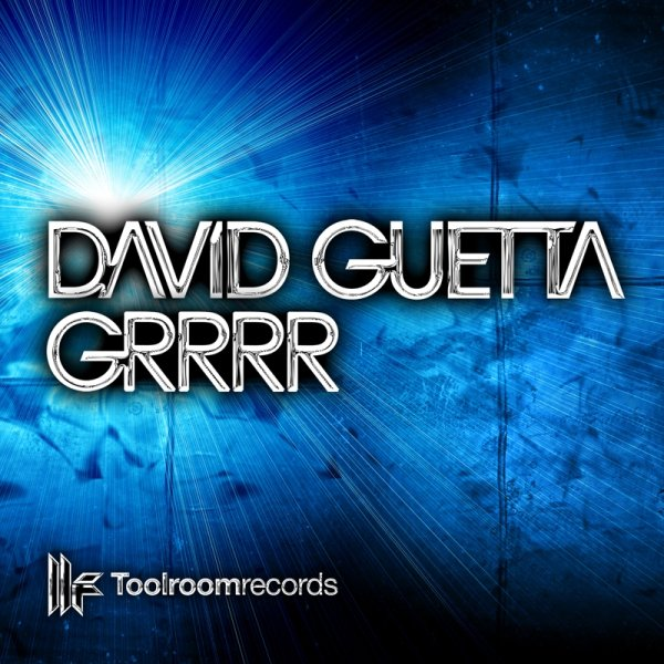 David guetta ... What font is?