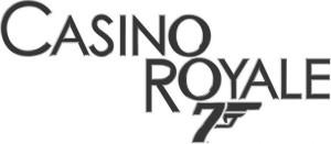 casino royal font