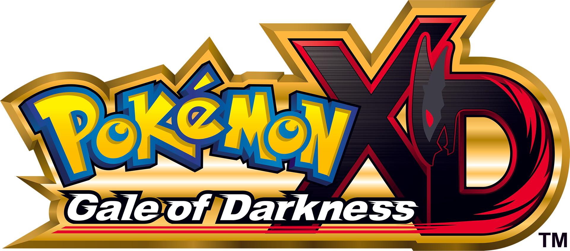 Pokemon Xd Gale Of Darkness Logo Font