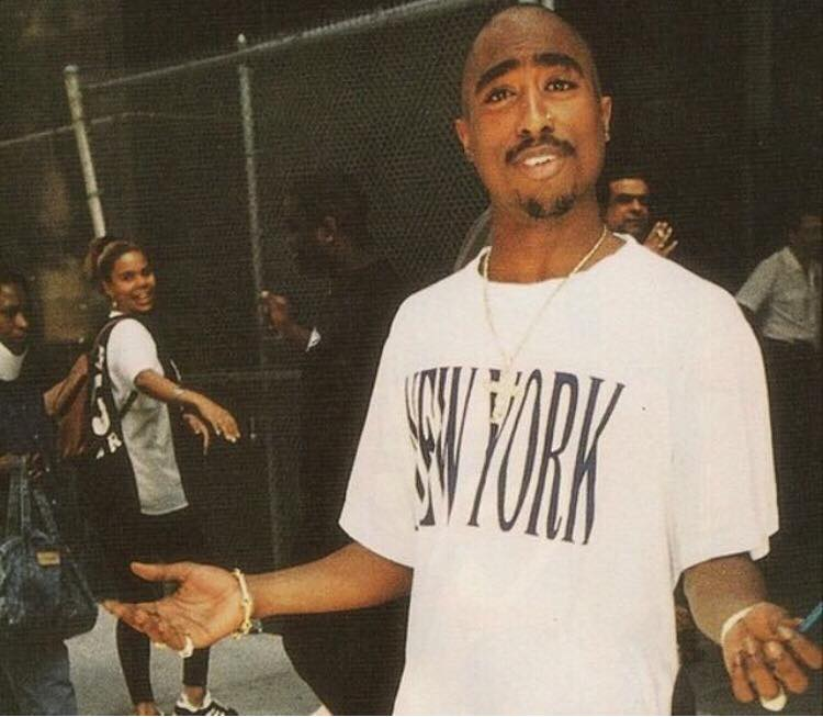 ID on 2pac's shirt?