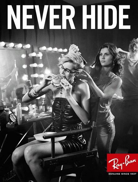 Never Hide - Ray Ban Campaign