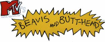 What is the font of Beavis and Butthead?