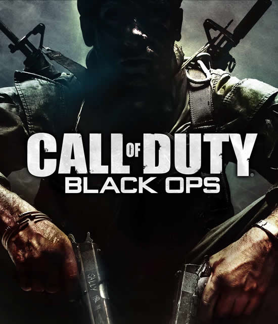 Police d'�criture Call Of Duty : Black Ops