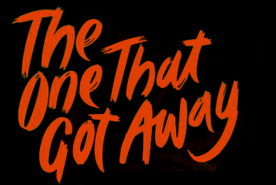 Katy Perry's The one That Got Away font