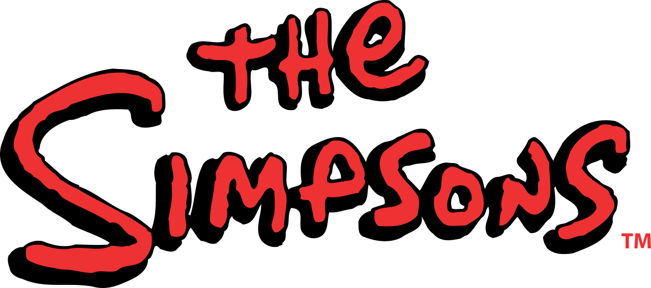 The Simpsons font