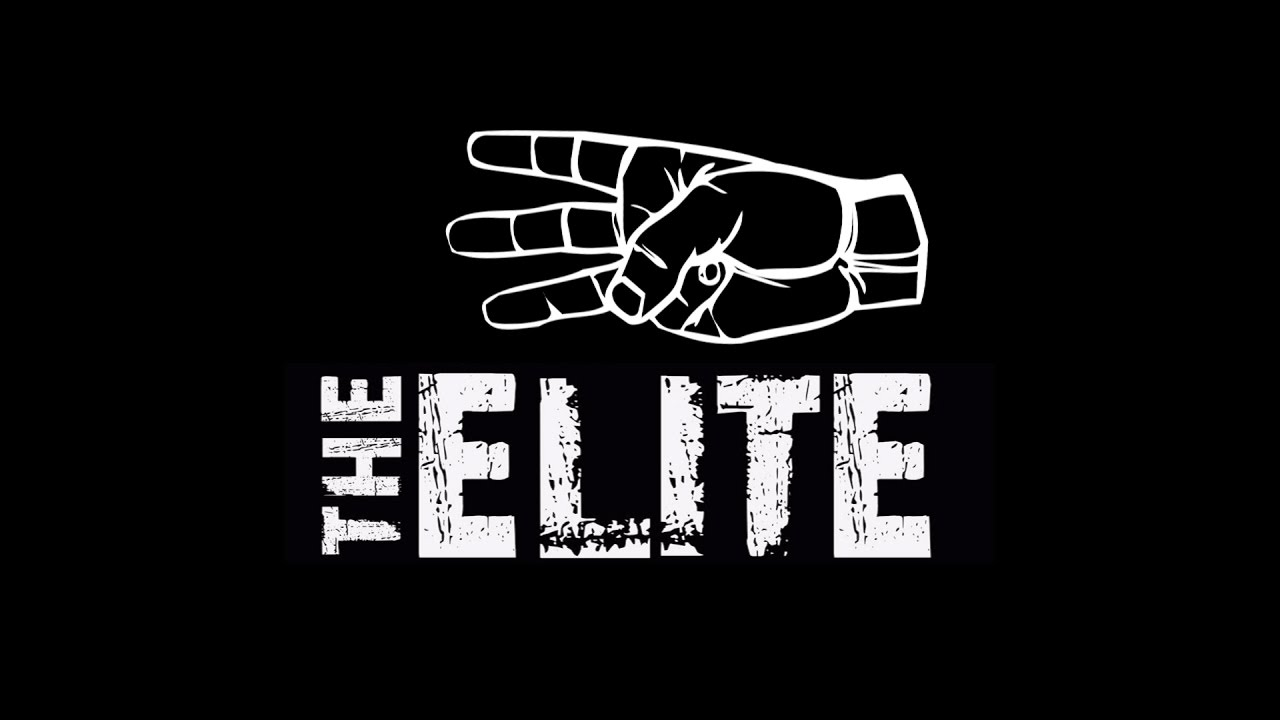 Looking for NJPW The Elite font