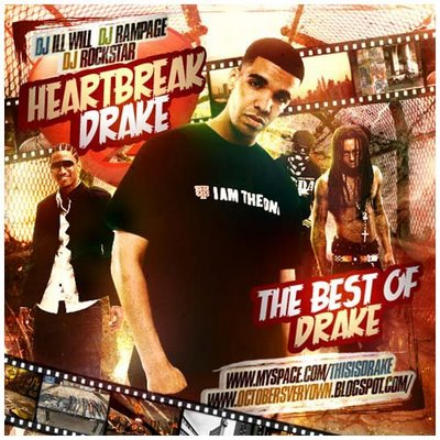 Heartbreak Drake - The Best of Drake