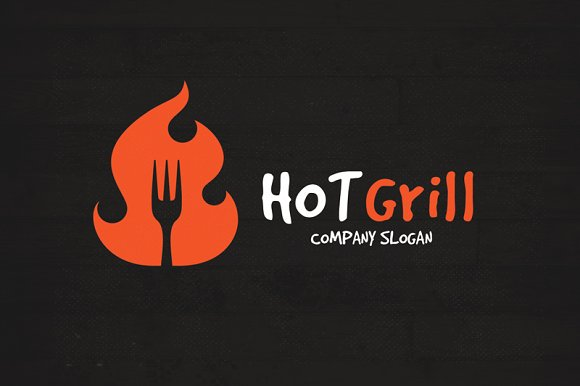 """Hot Grill"" or Similar font please!"