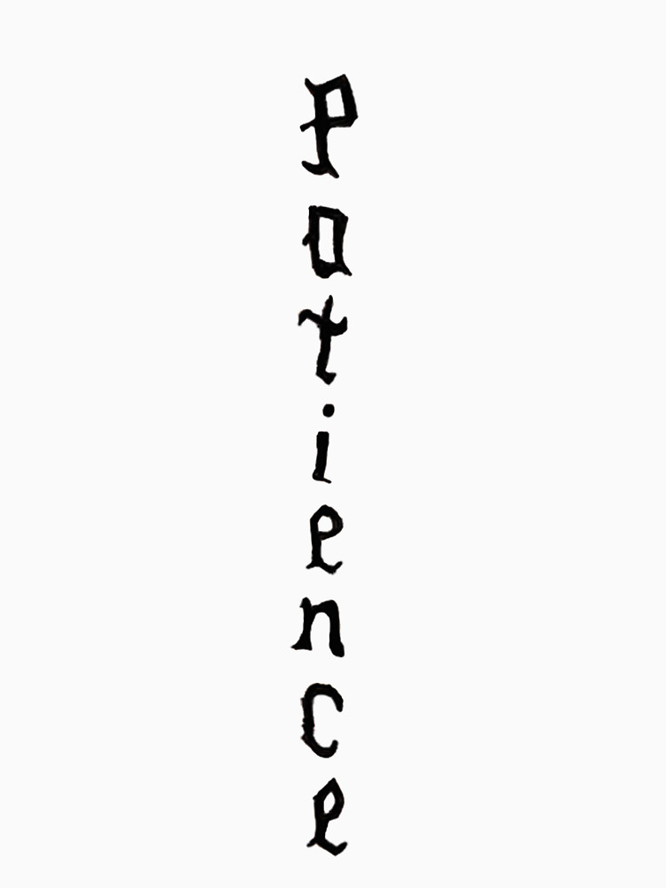 Justin Bieber Patience Tattoo What Font Is This Forum Dafont Com
