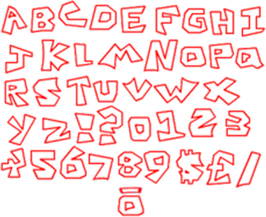 Roblox Special Font Roblox Font From 2007 2014 Forum Dafont Com