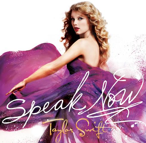 Speak Now and Taylor Swift fonts?