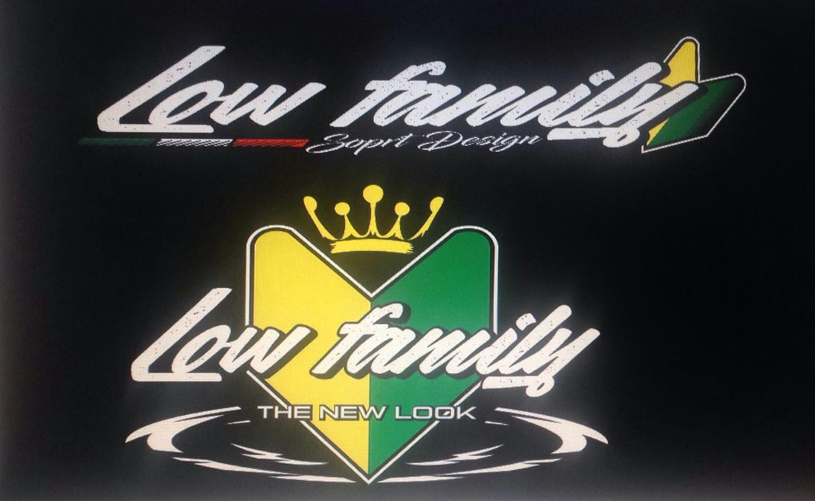 font low family