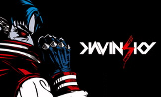 Kavinsky logo? thanks guys