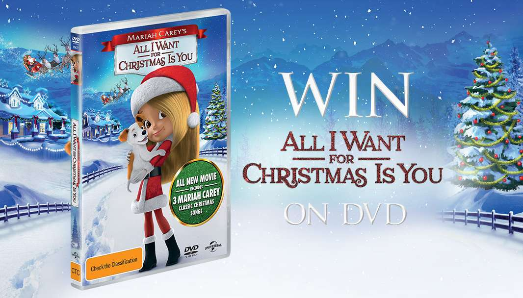 All I Want For Christmas Is You Movie.Mariah Carey S All I Want For Christmas Is You Movie Font