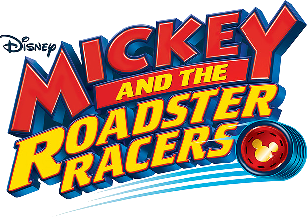 Mickey and the Roadster Racers font?