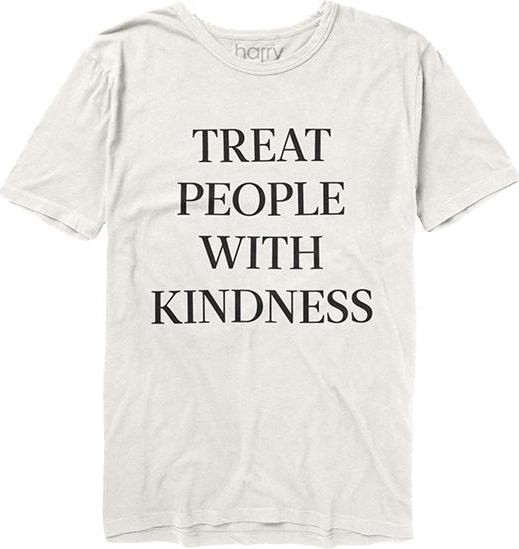 "Harry Styles ""treat people with kindness"" font"
