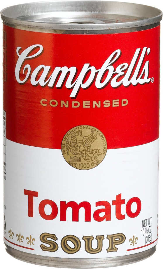 Campbell's Soup font