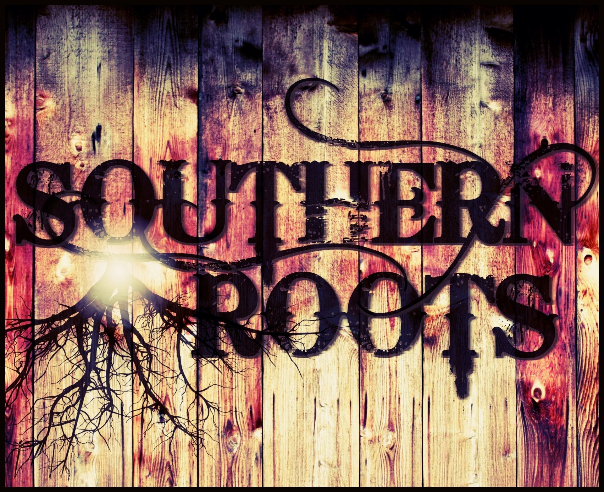 Southern Roots Font?