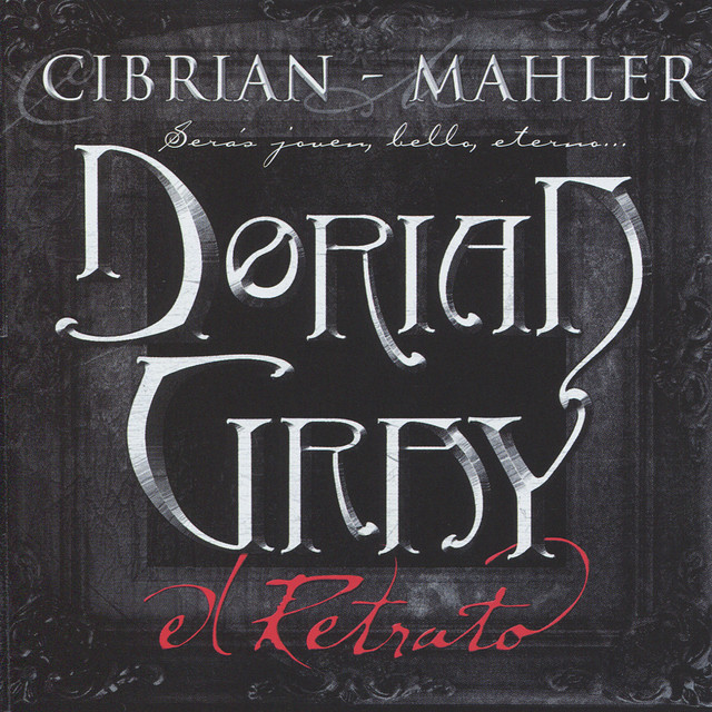 """Dorian Gray"" and ""el Retrato"" fonts!"
