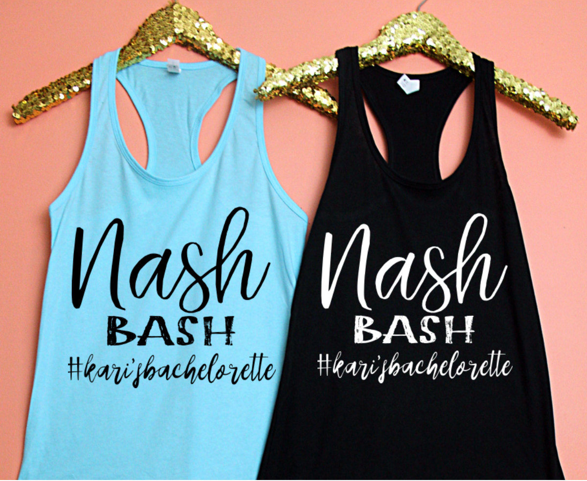 Nash Bash - both fonts please