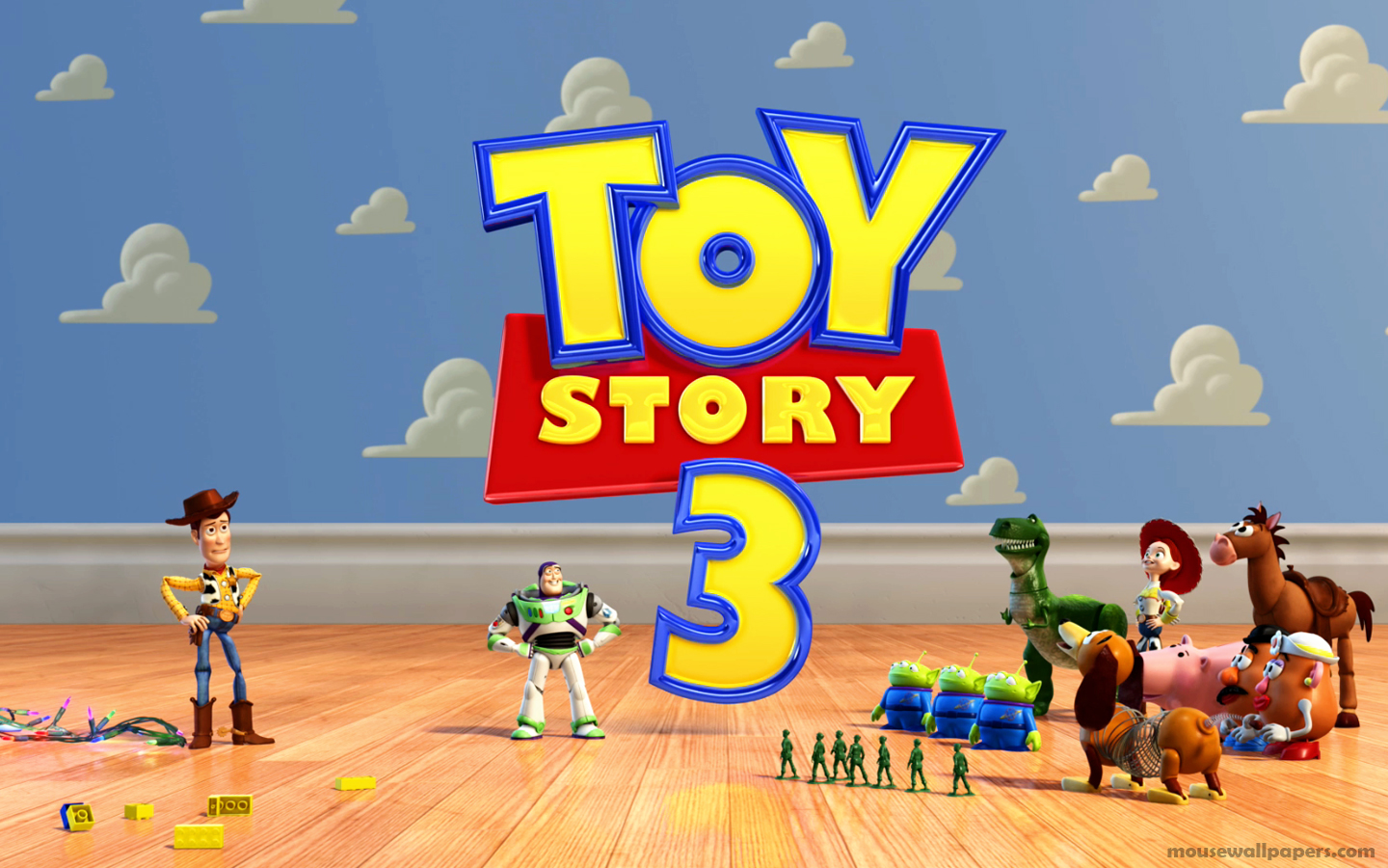 WHAT THE FONT ? TOY STORY