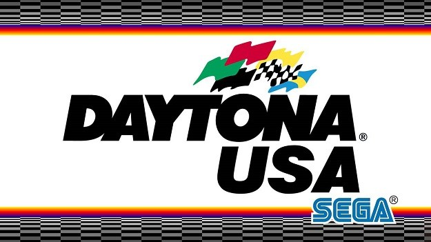Daytona USA Sega fonts?