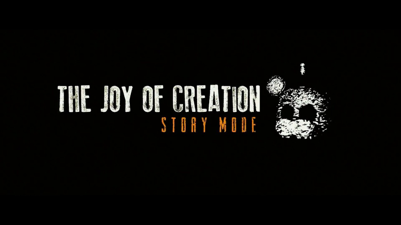 The Joy of Creation Story Mode Fonts?