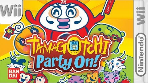 Tamagotchi Party On Fonts?