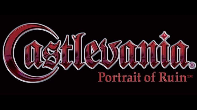 Castlevania Portrait Of Ruin Fonts Forum Dafont Com
