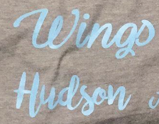 Wings and Hudson fonts?