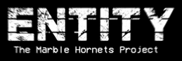 Entity The Marble Hornet's Project fonts?