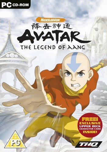 WHAT FONT ON Avatar: The Legend of Aang!!!!