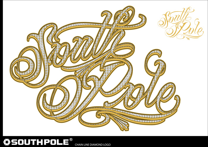 South Pole Font
