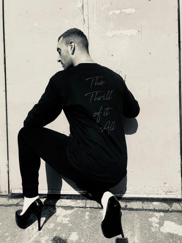 The trill od it all. Sam Smith