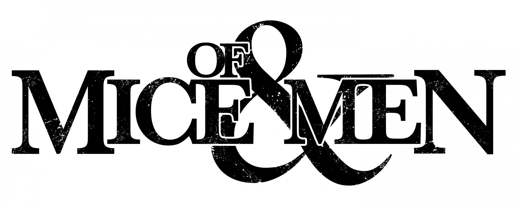 Of Mice And Men - Font