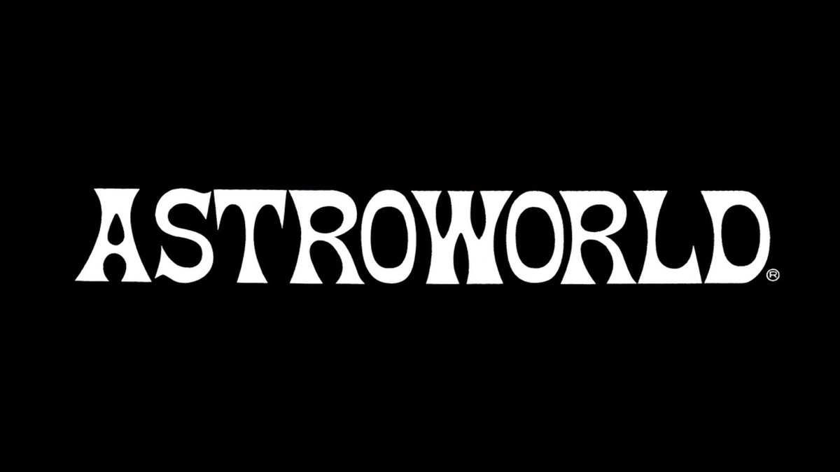 AstroWorld font : identifythisfont