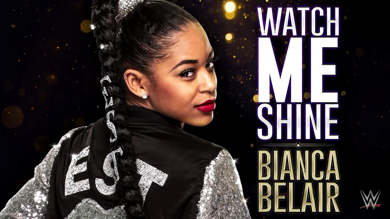 Watch Me SHINE and BIANCA BELAIR font?