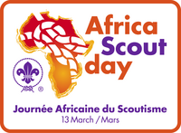 Africa Scout Day font??