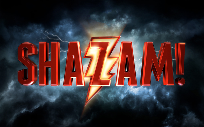 Shazam! Movie Logo Fonts? - forum | dafont com