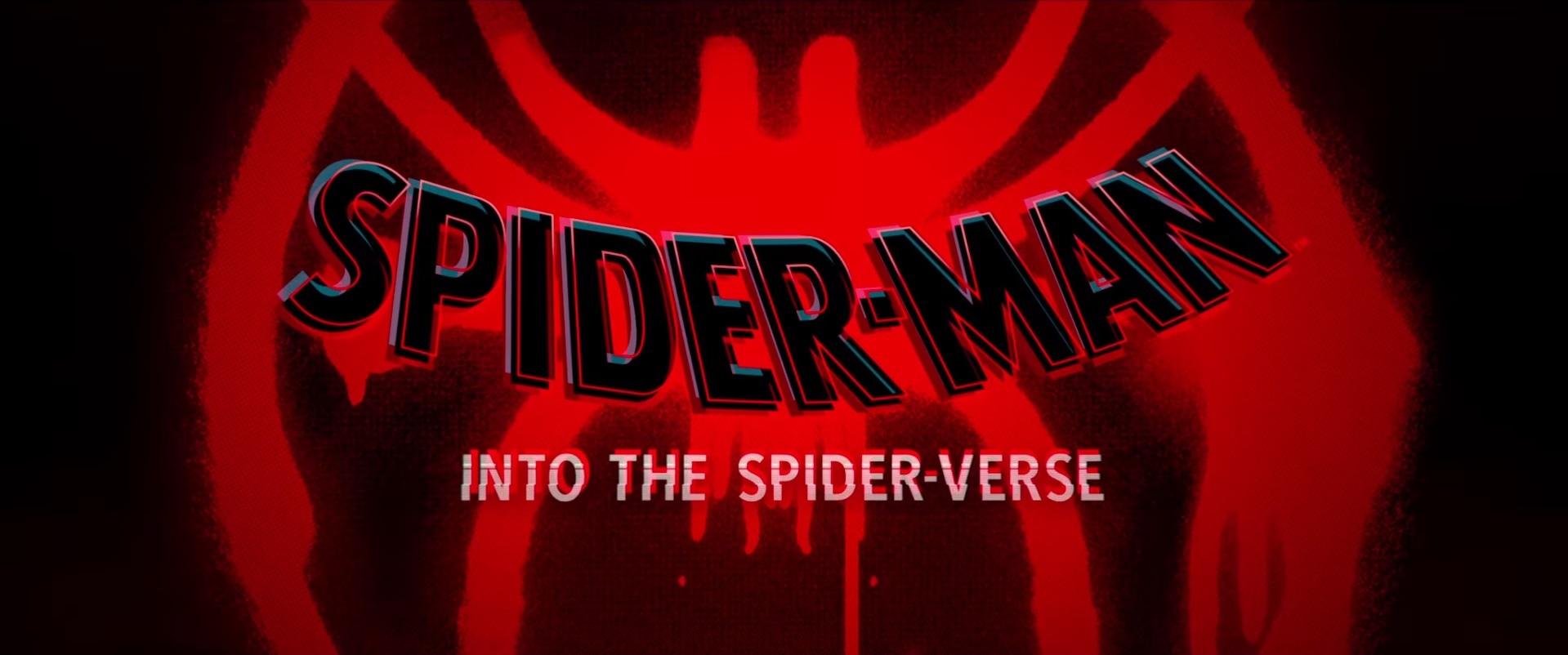 Spider-Man Into The Spider-Verse Fonts? - forum | dafont com