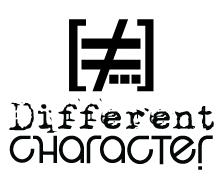 FDifferent Character