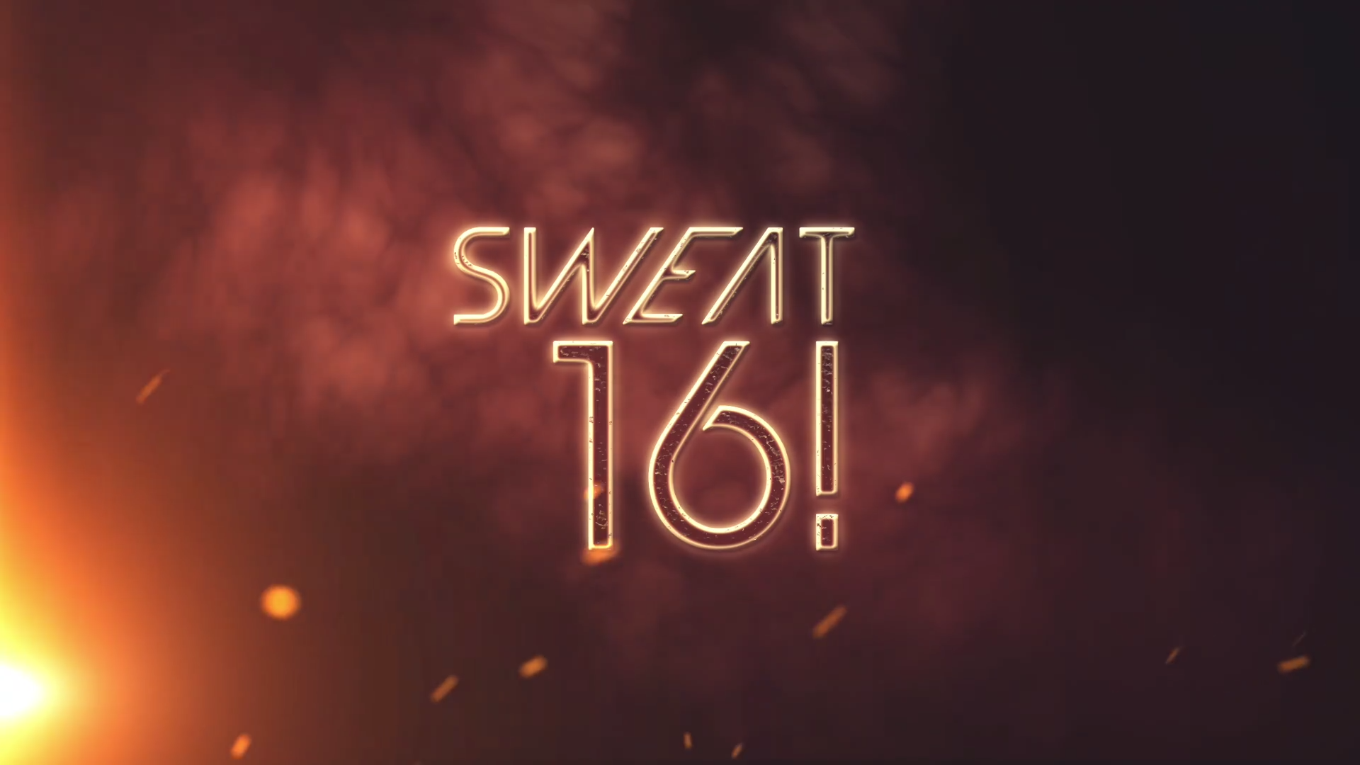 Font for SWEAT16!?